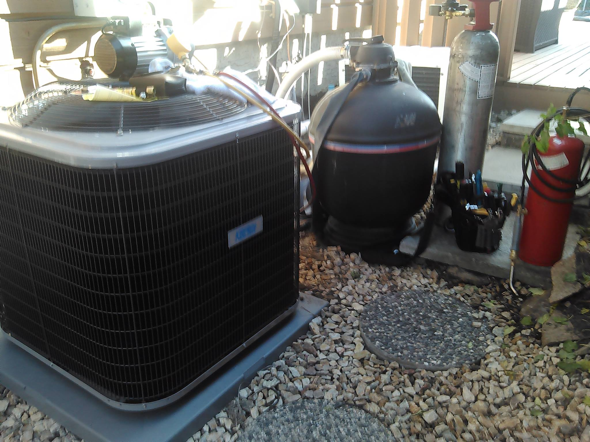 Services - Air Conditioning